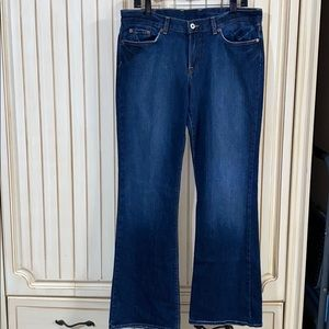 Lucky Brand Sweet N Low Bootcut Jeans Sz 12